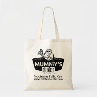 Mummy's Diner tote