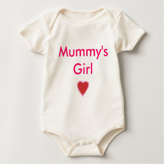 Mummy's Girl Baby Grow Baby Bodysuit