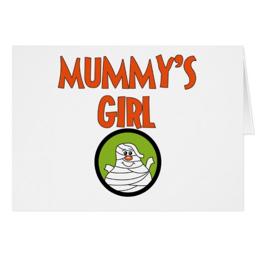 Mummy's Girl T-shirts and Gifts Cards