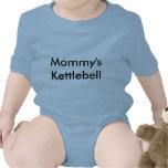 Mummy's Kettlebell Tshirts