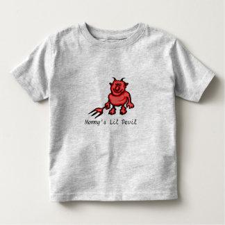 Mummy's Lil Devil T Shirt