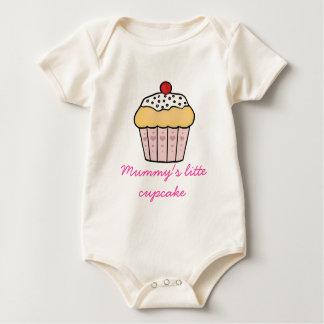Mummy's litte cupcake baby bodysuit