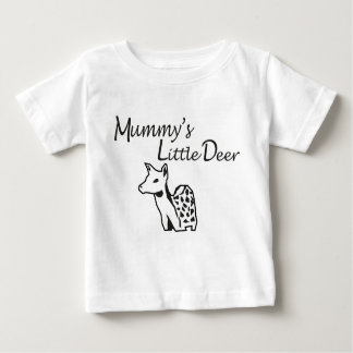 Mummy's little deer baby T-Shirt