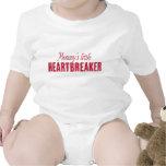 Mummy's Little Heartbreaker Valentine's Day Tee