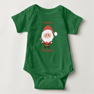 Mummy's Little Helper Vest Baby Bodysuit