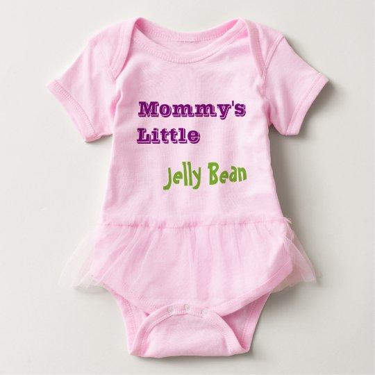 Mummy's Little Jelly Bean Baby Bodysuit