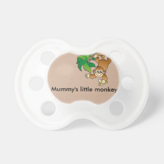 Mummy's little monkey dummy