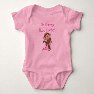 Mummy's Little Monkey Shirts