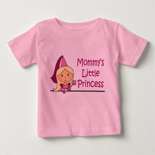 Mummy's Little Princess Baby T-Shirt