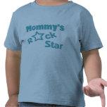 Mummy's Rock Star T Shirt