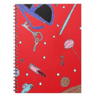 mums bag notebook