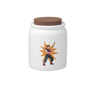 Mum's Candy Jar