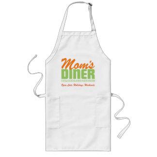 Mum's Diner Cute Apron