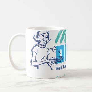 Mum's Diner, Maid, Banking, Tutor, and Taxi Servic Mugs