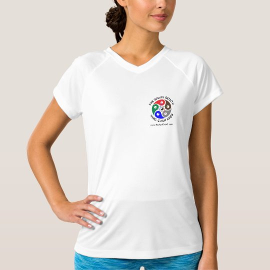 Mum's Favourite Champion Double-Dry V-Neck T-Shirt