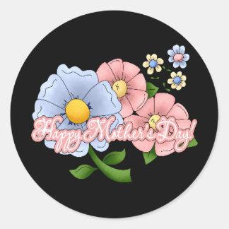 Mums Flowers Sticker