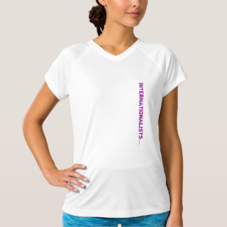 Mums for change 'oui' T-shirt. T-Shirt