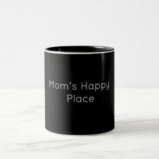 Mum's Happy Place mug