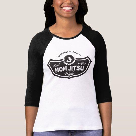 Mum's Jiu Jitsu T-Shirt