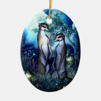Mums Kats Ornament
