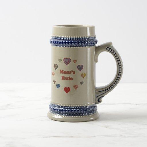 Mum's Rule Coffee Mug