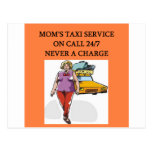 mum's taxi