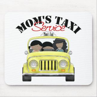 Mum's Taxi Service Mousepads