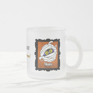 Mum's the Word Coffee Mug