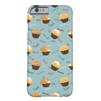 Munch My Muffin iPhone 6 case