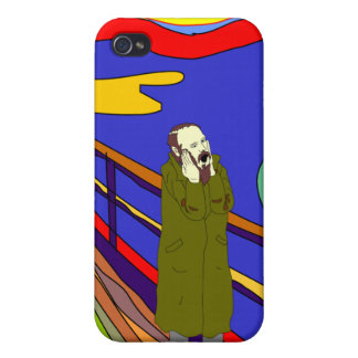 Munch Speck Case Case For iPhone 4