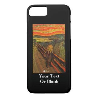 Munch - The Ice Scream iPhone 7 Case