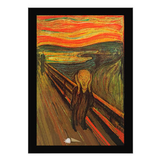 Munch - The Ice Scream Photo Print
