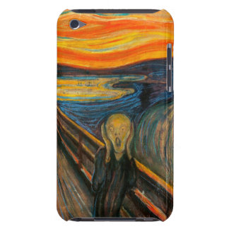 Munch The Scream iPod Touch Case