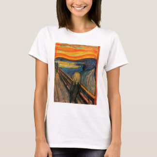 Munch The Scream T-shirt