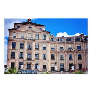 Munchen architecture photograph