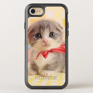 Munchkin Kitten OtterBox Symmetry iPhone 8/7 Case