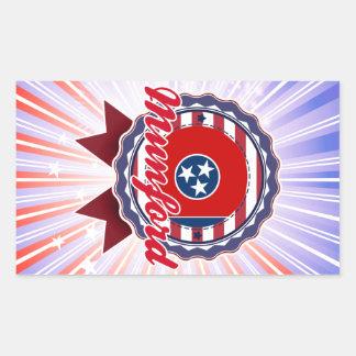 Munford TN Rectangle Sticker