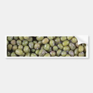 Mung Beans Bumper Sticker