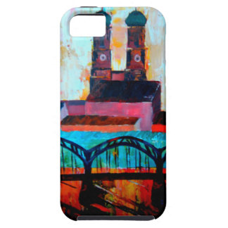Munich Central Station With Hackerbridge iPhone 5 Cases