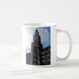 Munich Clock Tower Marienplatz Coffee Mug