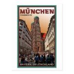Munich - Frauenkirche Post Cards