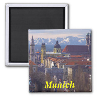 Munich fridge magnet