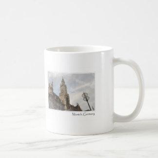 Munich Germany Basic White Mug