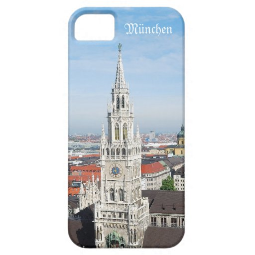 Munich, Germany iPhone 5 Covers