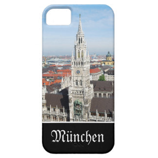 Munich, Germany iPhone 5 Cases