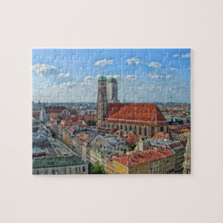 Munich, Germany Jigsaw Puzzle