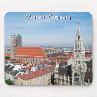 Munich, Germany Mousepad