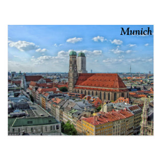Munich, Germany Postcard