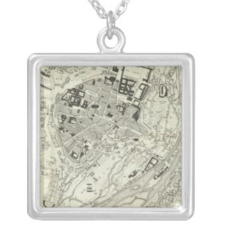 Munich, Germany Silver Plated Necklace