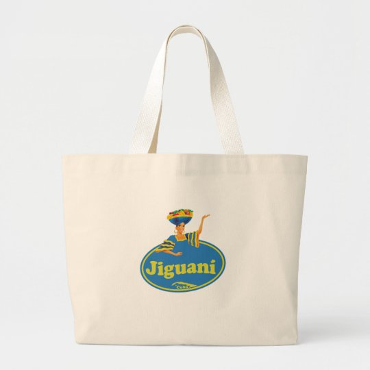 Municipio de Jiguaní. Large Tote Bag